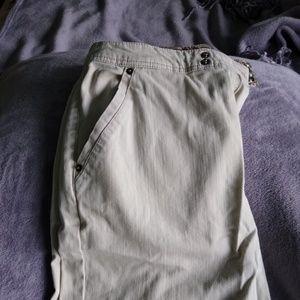Gloria Vanderbilt  Cream Pants